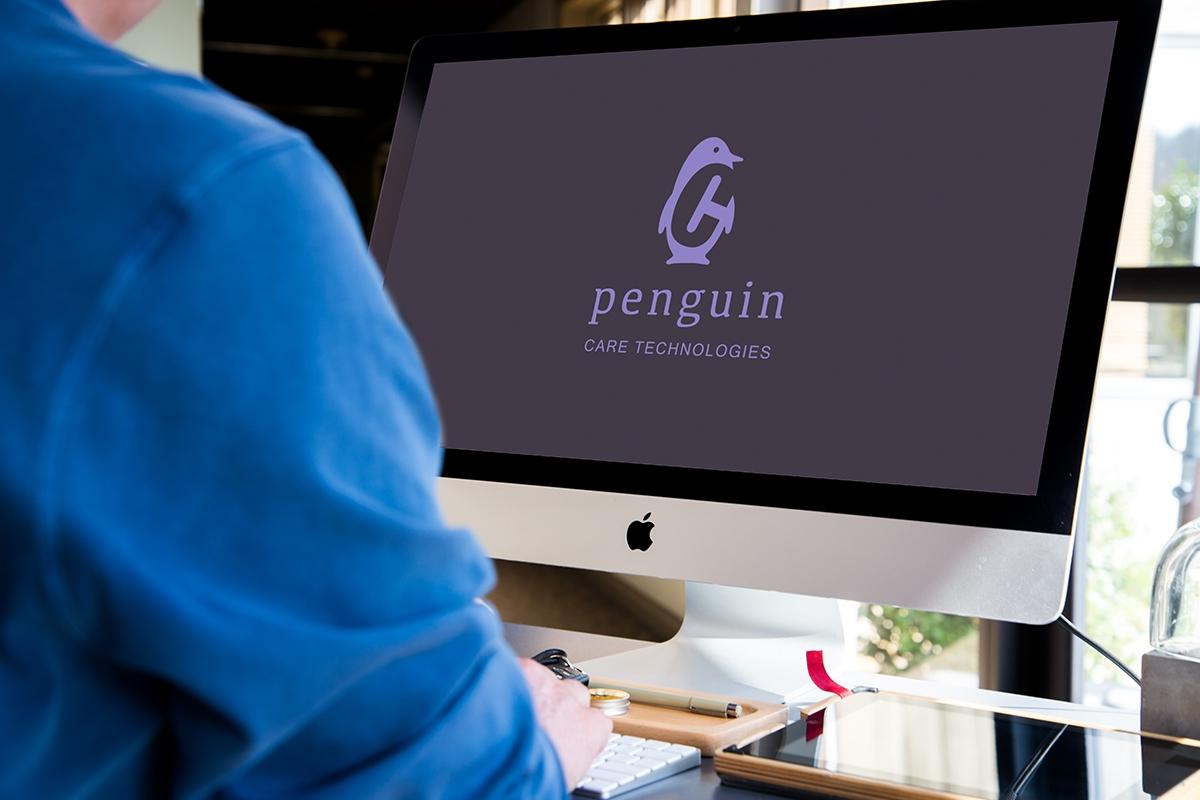 penguin-imac
